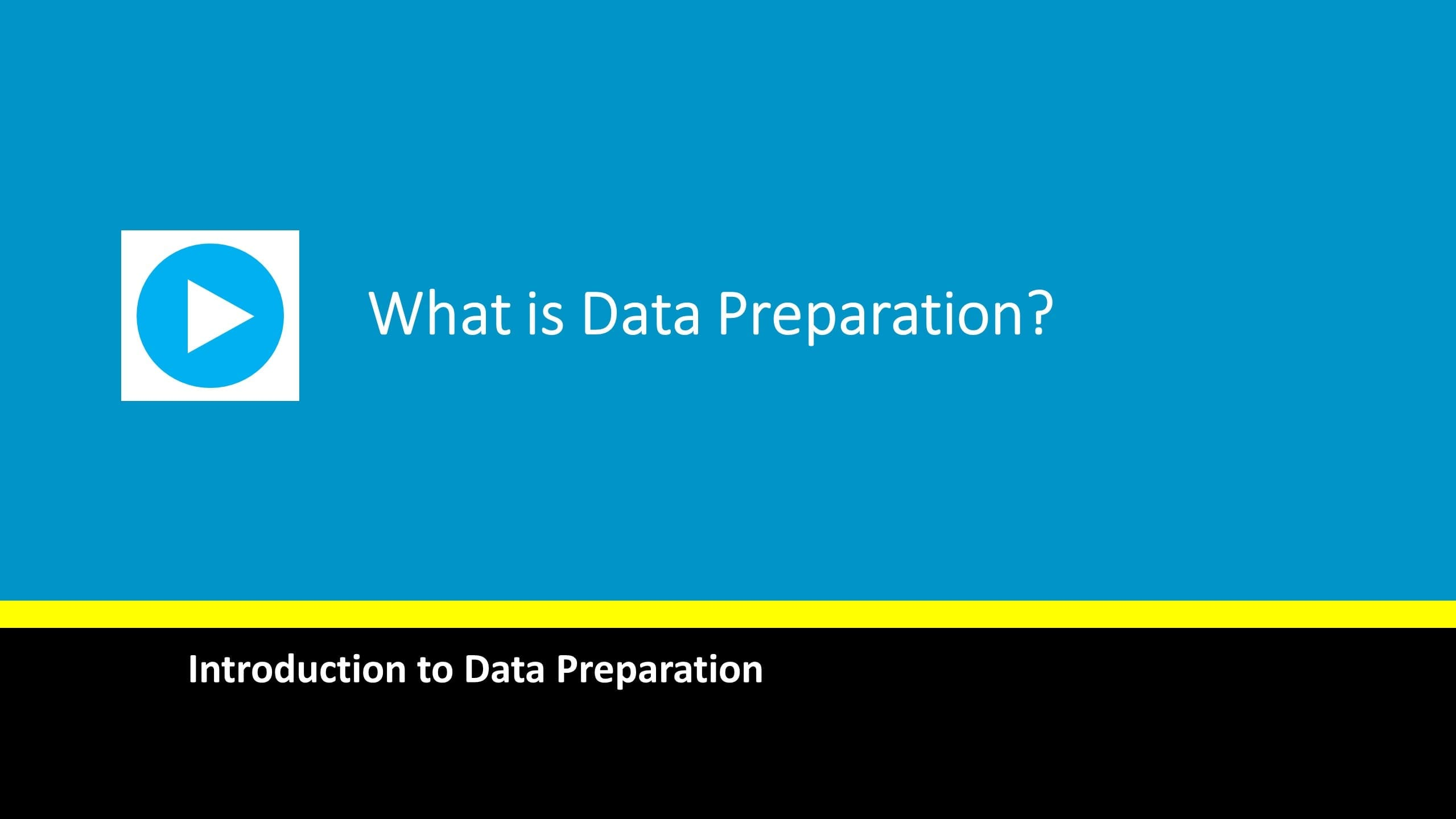what-is-data-prep
